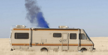 Breaking Bad Smoke Effect