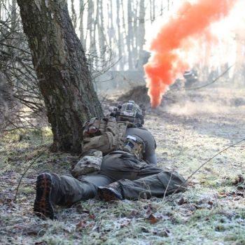 Airsoft Smoke Grenade